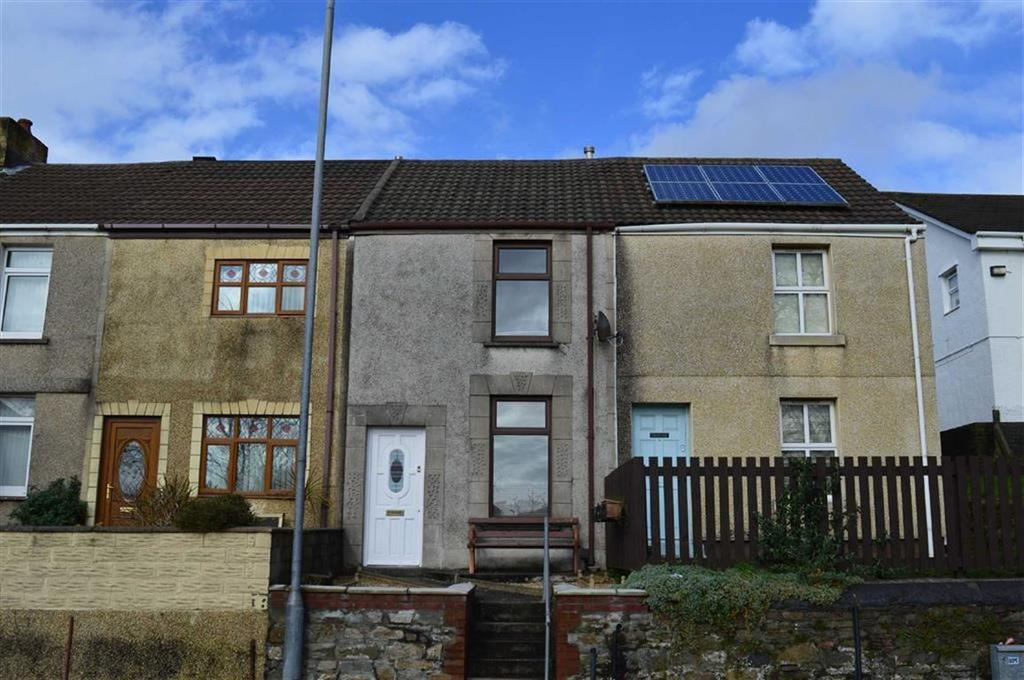 2 Bedrooms Terraced House for sale in Port Tennant Road, Swansea, SA1
