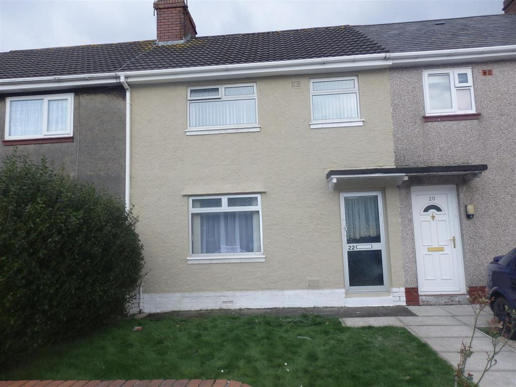 3 Bedrooms Terraced House for sale in Bond Avenue, Penyfan, Llanelli