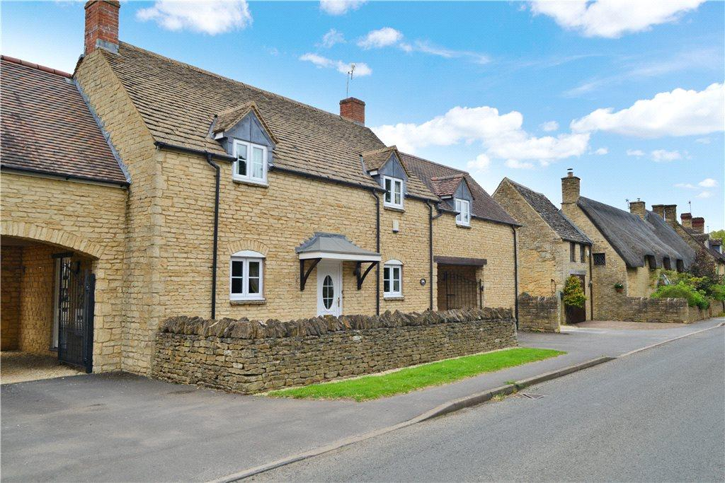 5 Bedrooms Link Detached House for sale in Main Street, Long Compton, Shipston-on-Stour, CV36