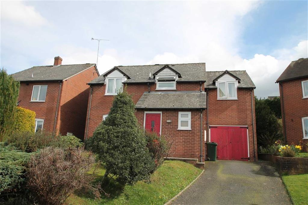 4 Bedrooms Detached House for sale in Charlton Rise, Ludlow