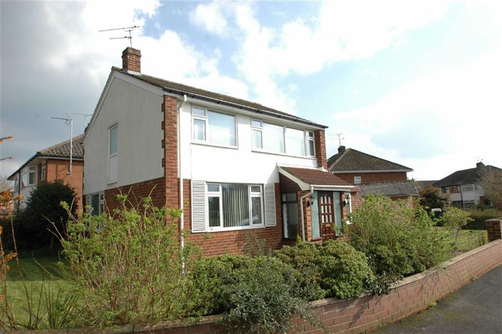 3 Bedrooms Detached House for sale in Lache Hall Crescent, Chester