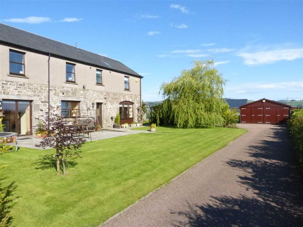 5 Bedrooms Detached House for sale in West Grange Steading, Errol, Perthshire