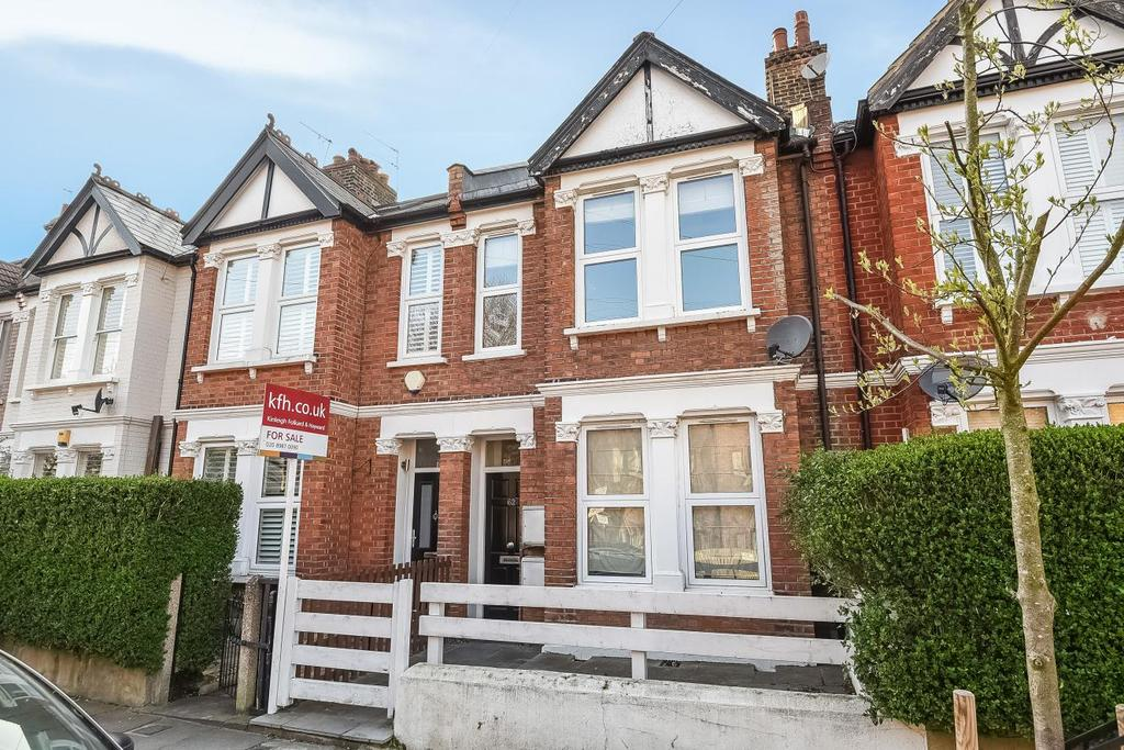 2 Bedrooms Flat for sale in Weston Road, Chiswick, W4
