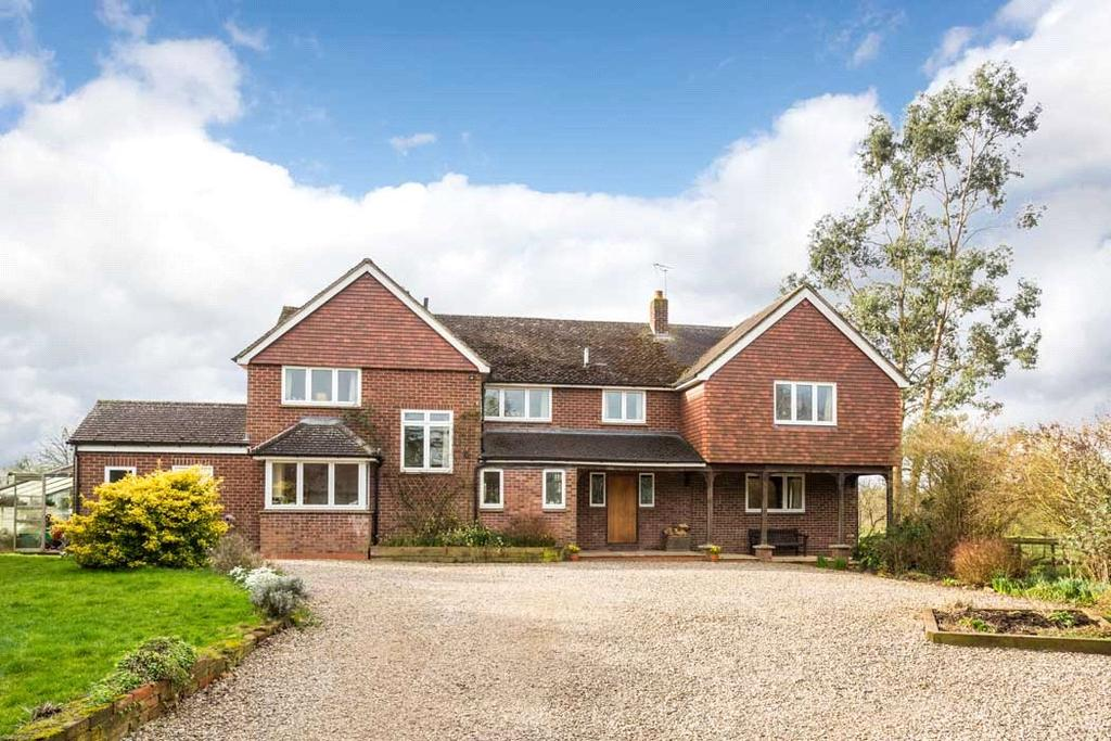 5 Bedrooms Detached House for sale in Church Lane, Corse, Gloucester, Gloucestershire, GL19