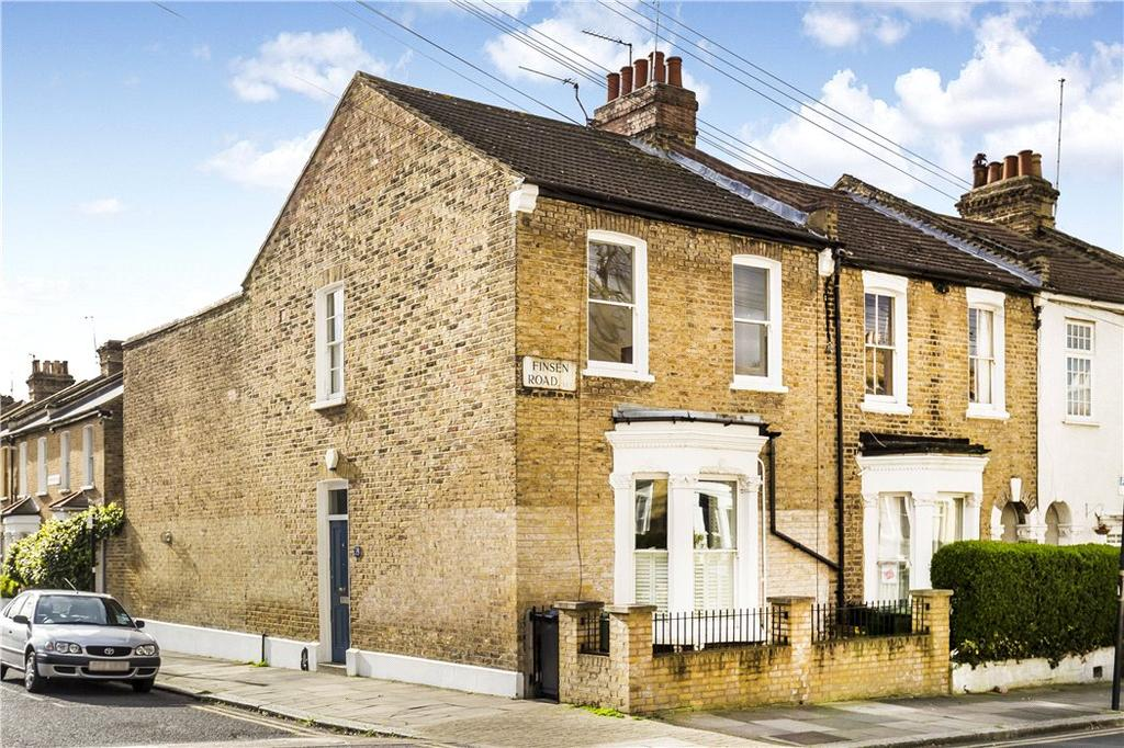 3 Bedrooms Terraced House for sale in Finsen Road, Camberwell, London, SE5