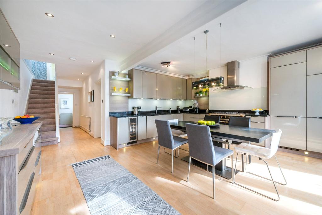 4 Bedrooms Terraced House for sale in Kemplay Road, Hampstead Village, London