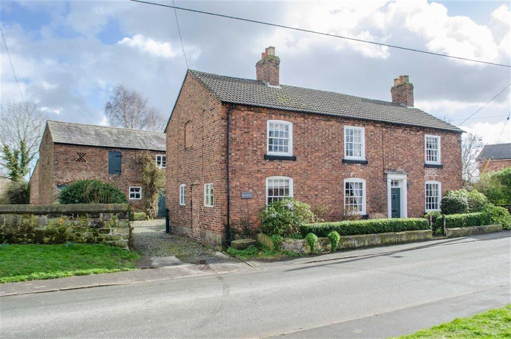 5 Bedrooms Detached House for sale in Dunham On The Hill, Frodsham