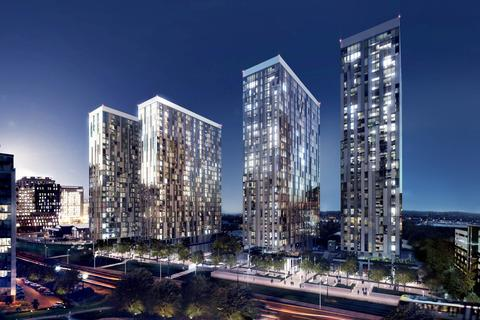 1 bedroom apartment for sale - X1 Media City Tower 4, Michigan Ave, Salford Quays, Manchester M50