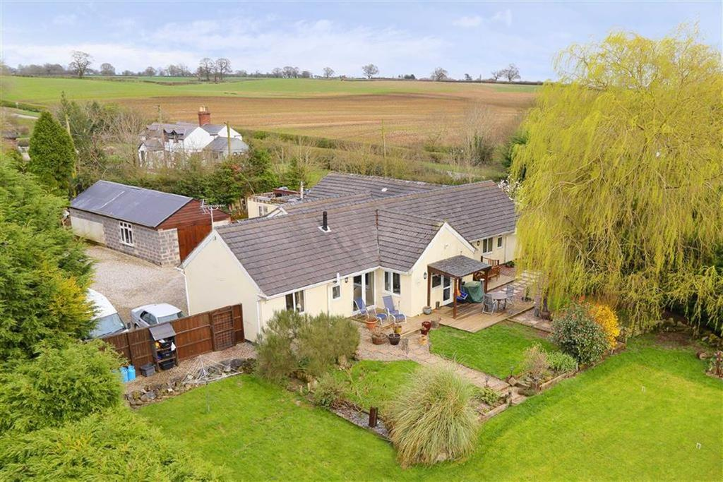 5 Bedrooms Bungalow for sale in Breaden Heath, Whitchurch, SY13