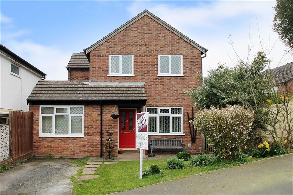 4 Bedrooms Detached House for sale in Hucklemarsh Road, Ludlow