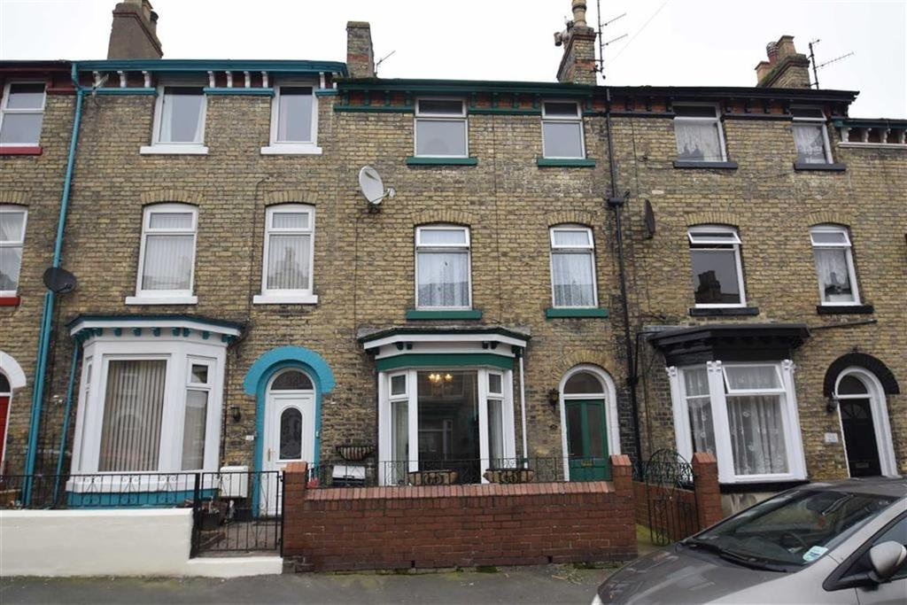 4 Bedrooms Terraced House for sale in Norwood Street, Scarborough, North Yorkshire, YO12