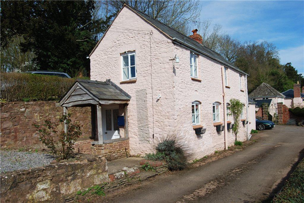 2 Bedrooms Unique Property for sale in Hoarwithy, Hereford, HR2