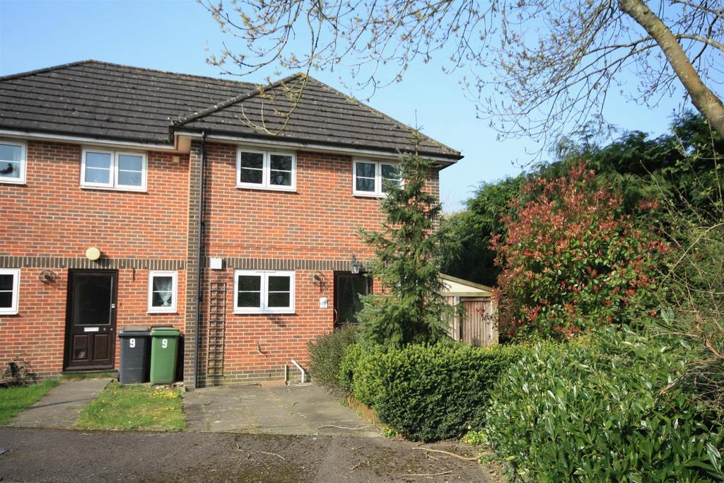 2 Bedrooms Semi Detached House for sale in Ash Close, Colden Common, Winchester