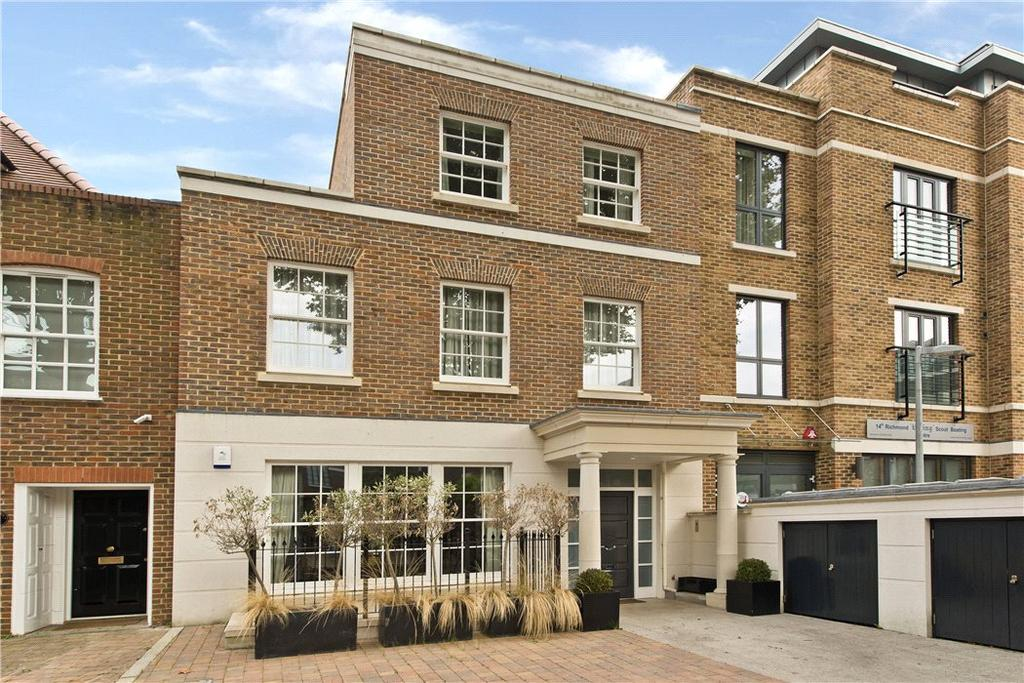 5 Bedrooms Terraced House for sale in Retreat Road, Richmond, TW9