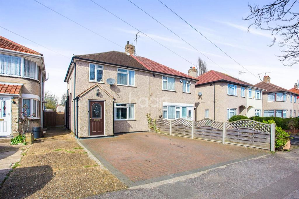 4 Bedrooms Semi Detached House for sale in North Hayes