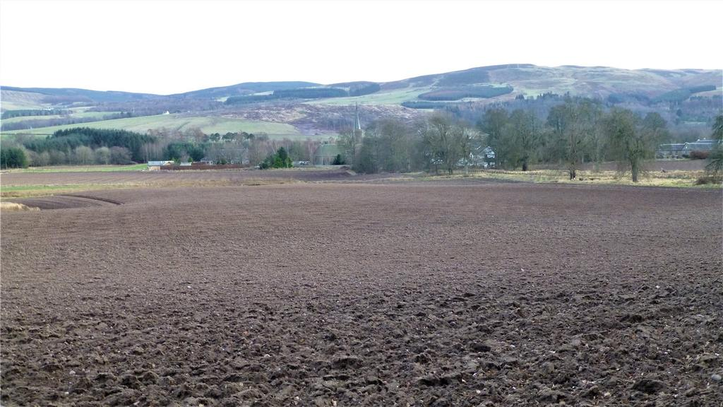Land Commercial for sale in Land At Duncrub Park, Dunning, Perth, Perthshire, PH2