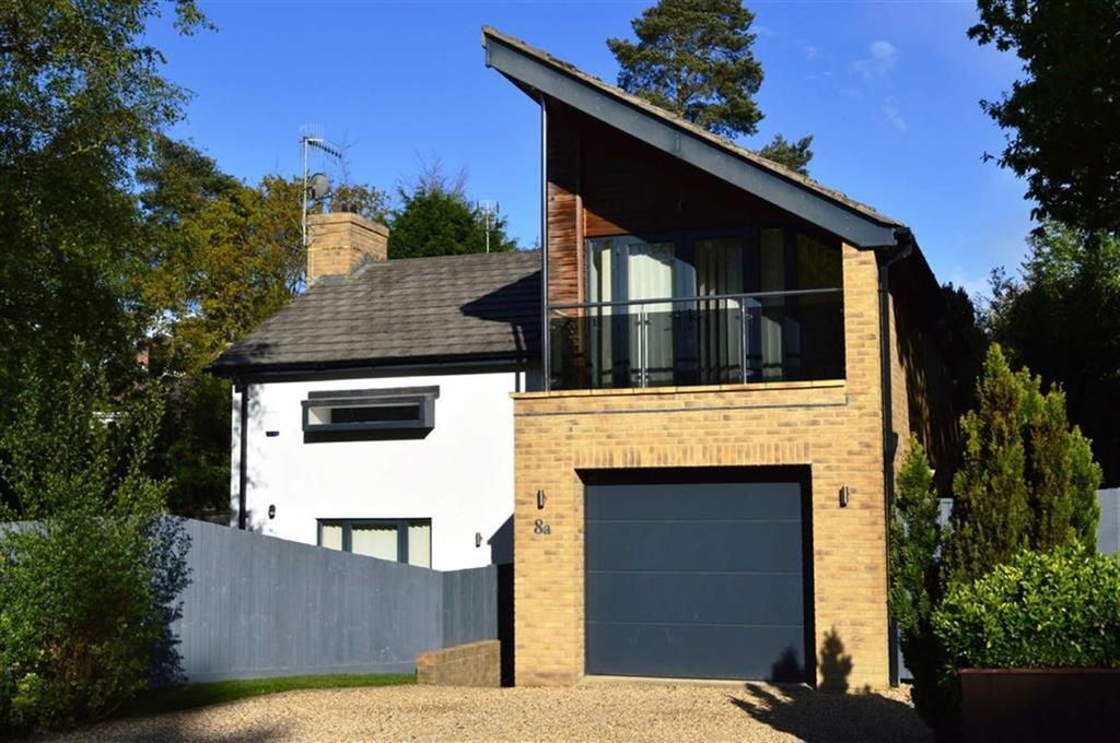 3 Bedrooms Detached House for sale in Brackenhill Road, Wimborne, Dorset
