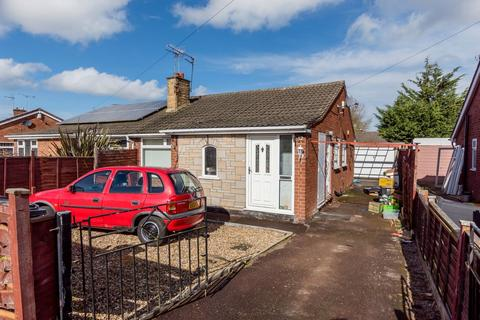 2 bedroom semi-detached bungalow for sale - Buttermere Drive, Rawcliffe, YORK