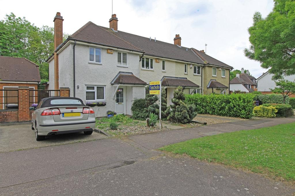 3 Bedrooms End Of Terrace House for sale in Alban Road, Letchworth Garden City, Hertfordshire