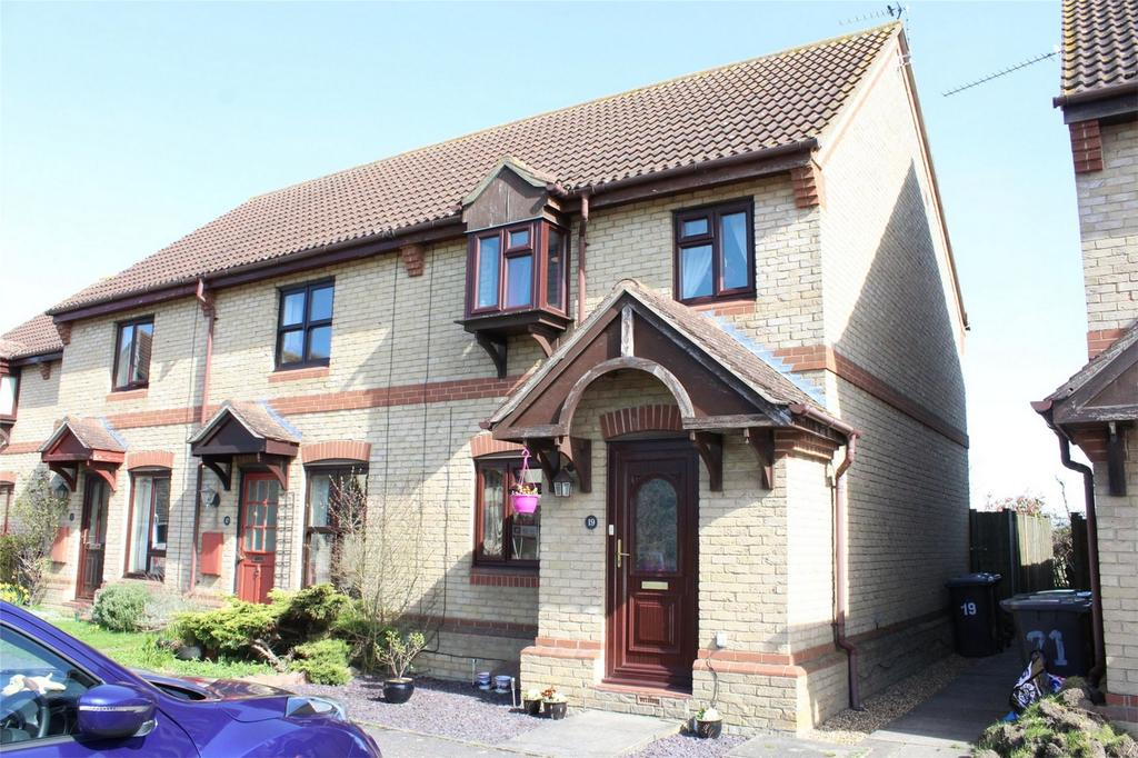 3 Bedrooms End Of Terrace House for sale in Old School Walk, Arlesey, Bedfordshire