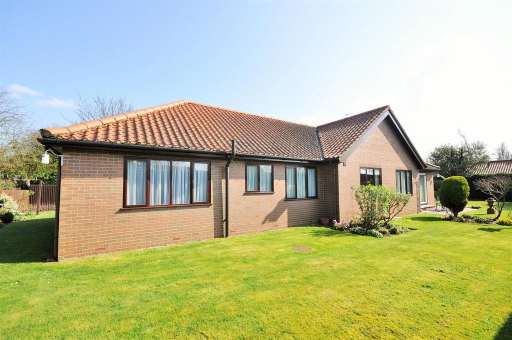3 Bedrooms Detached Bungalow for sale in Soudlands, Brecksfield, Skelton