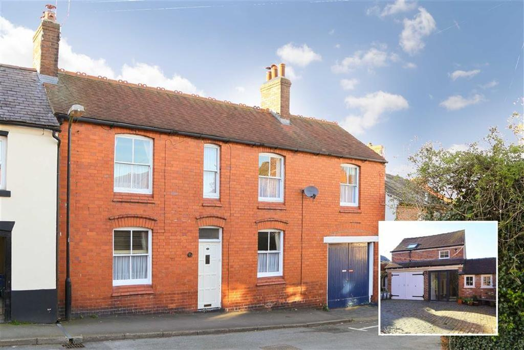 4 Bedrooms Terraced House for sale in Bark Hill, Whitchurch, SY13