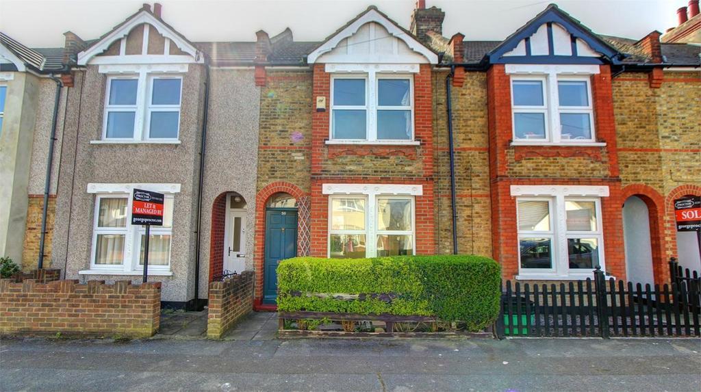 2 Bedrooms Terraced House for sale in Herbert Road, Bromley, Kent