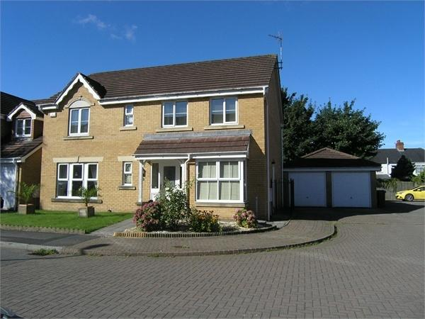 4 Bedrooms Detached House for sale in Heol Mynydd Bychan, Heath, Cardiff
