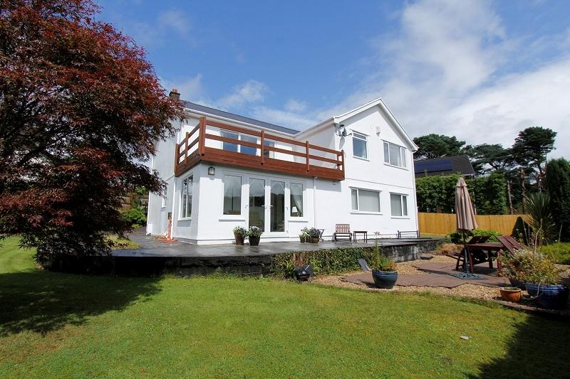 5 Bedrooms Detached House for sale in Vale View, Pont Nedd Fechan, Neath, Neath Port Talbot.
