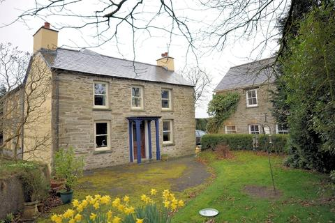 6 bedroom property with land for sale - Plas y Coed , Beulah, Newcastle Emlyn, Ceredigion. SA38 9QB