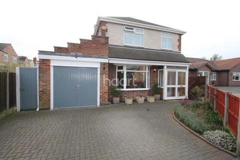 3 bedroom detached house for sale - Newbury Close, Mapperley