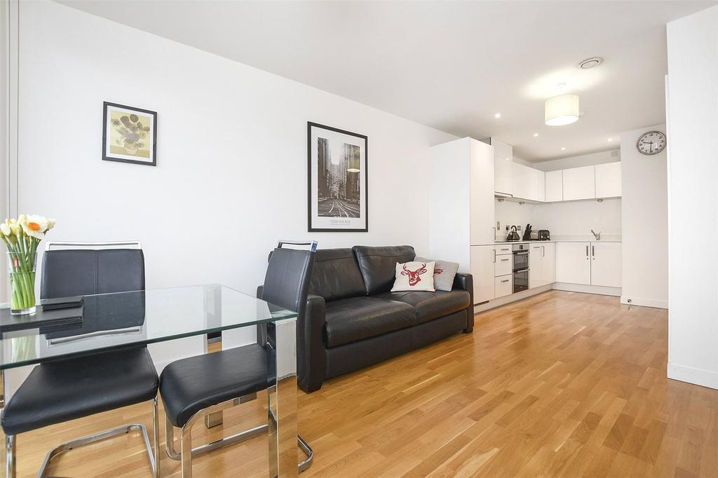 1 Bedroom Flat for sale in Icon Apartments, 32 Duckett Street, London, E1