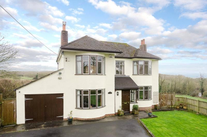 3 Bedrooms Detached House for sale in Siston Lane, Siston, Bristol, Gloucestershire, BS16