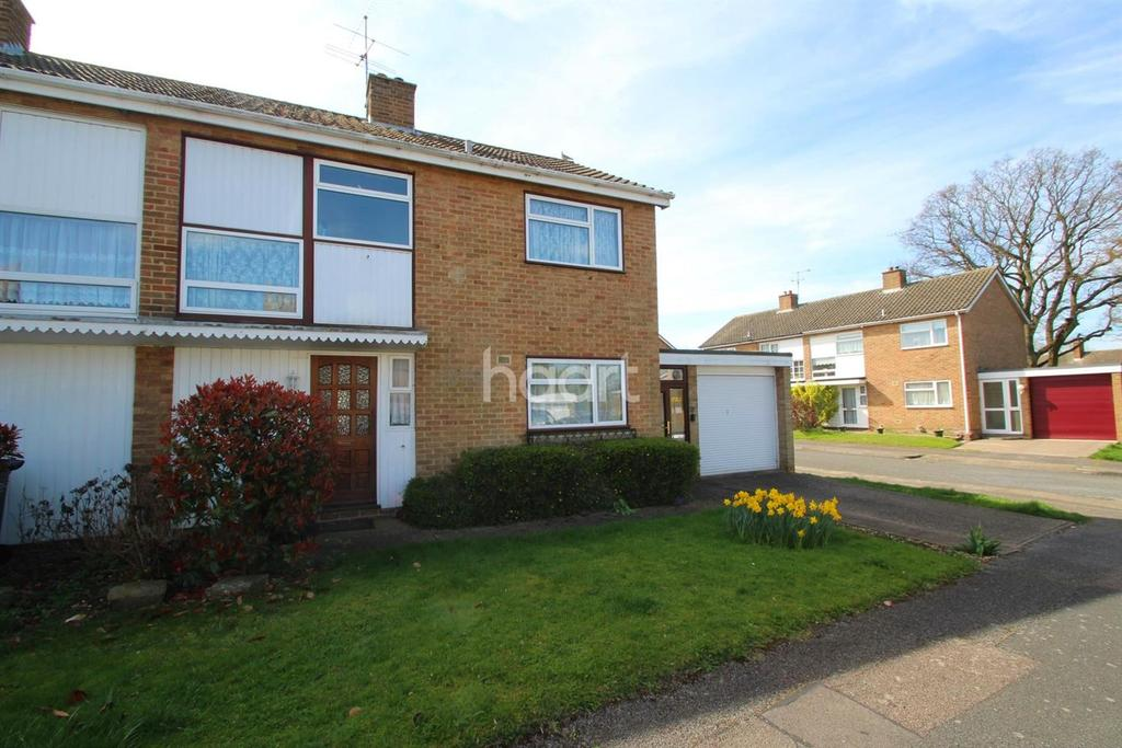 3 Bedrooms Semi Detached House for sale in Hawkenbury