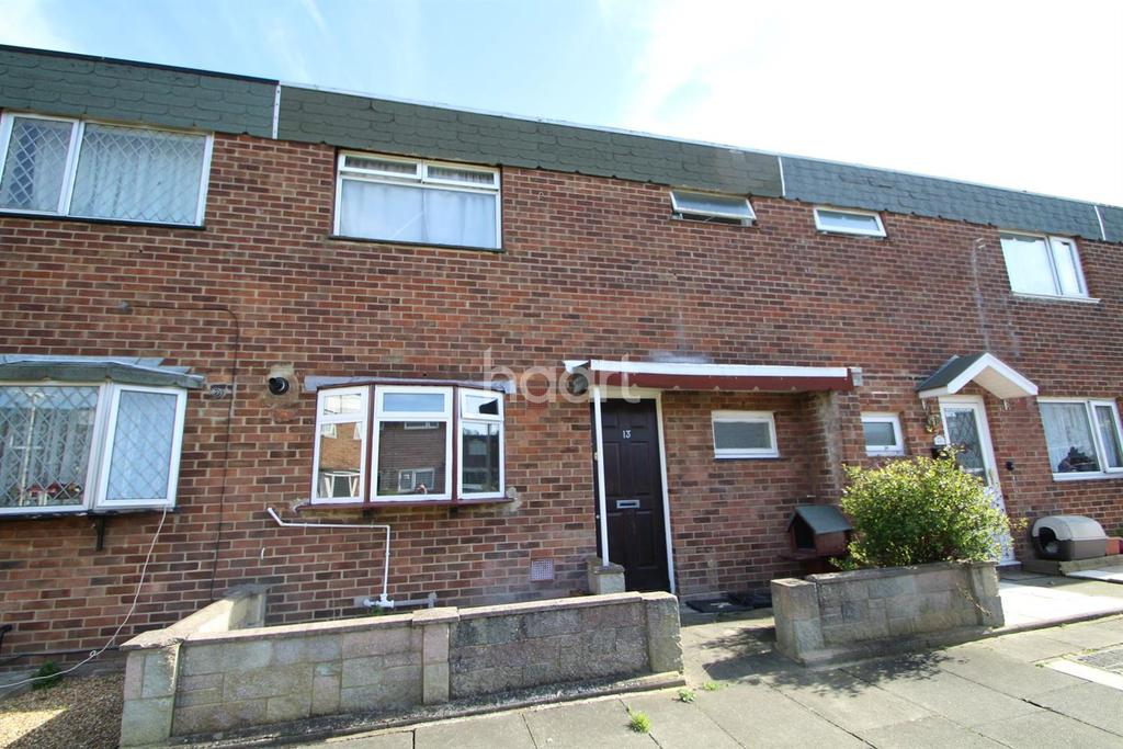 3 Bedrooms Terraced House for sale in Sunderland Way