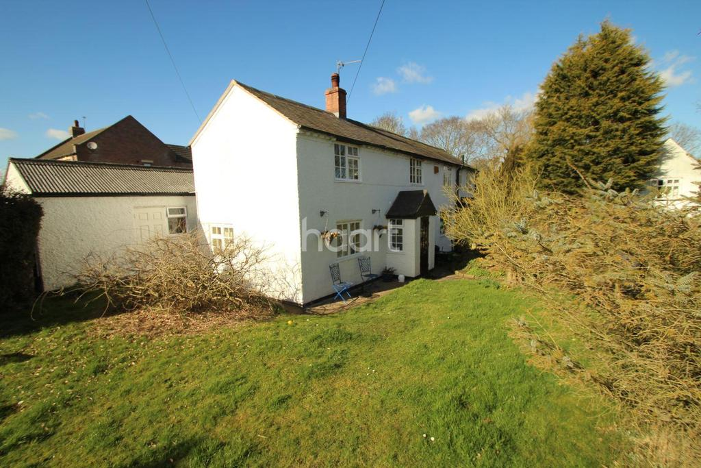4 Bedrooms Cottage House for sale in The Green, Diseworth
