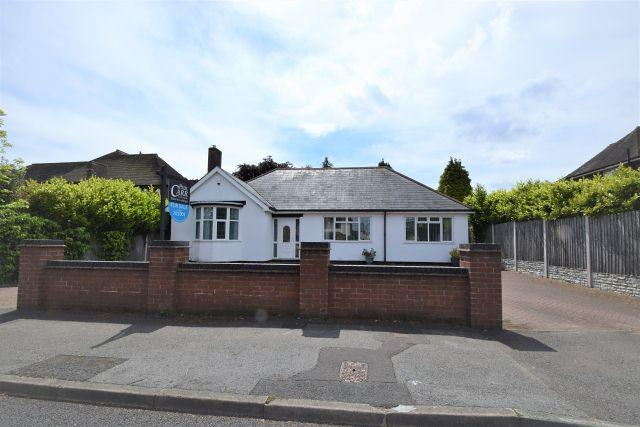 3 Bedrooms Detached Bungalow for sale in Sanstone Road,Bloxwich,Walsall