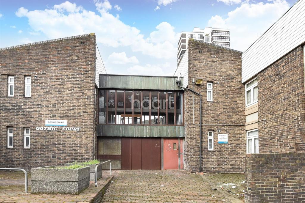 1 Bedroom Flat for sale in Wyndham Road, Camberwell SE5