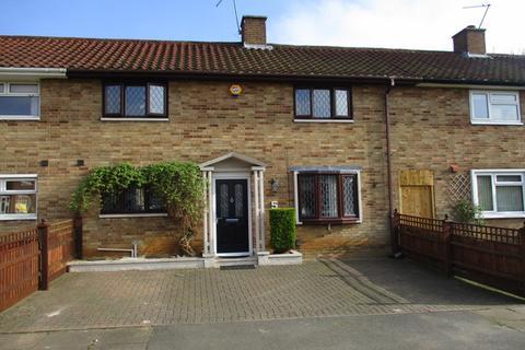 3 bedroom terraced house for sale - Glebeland Walk, Northampton, NN5