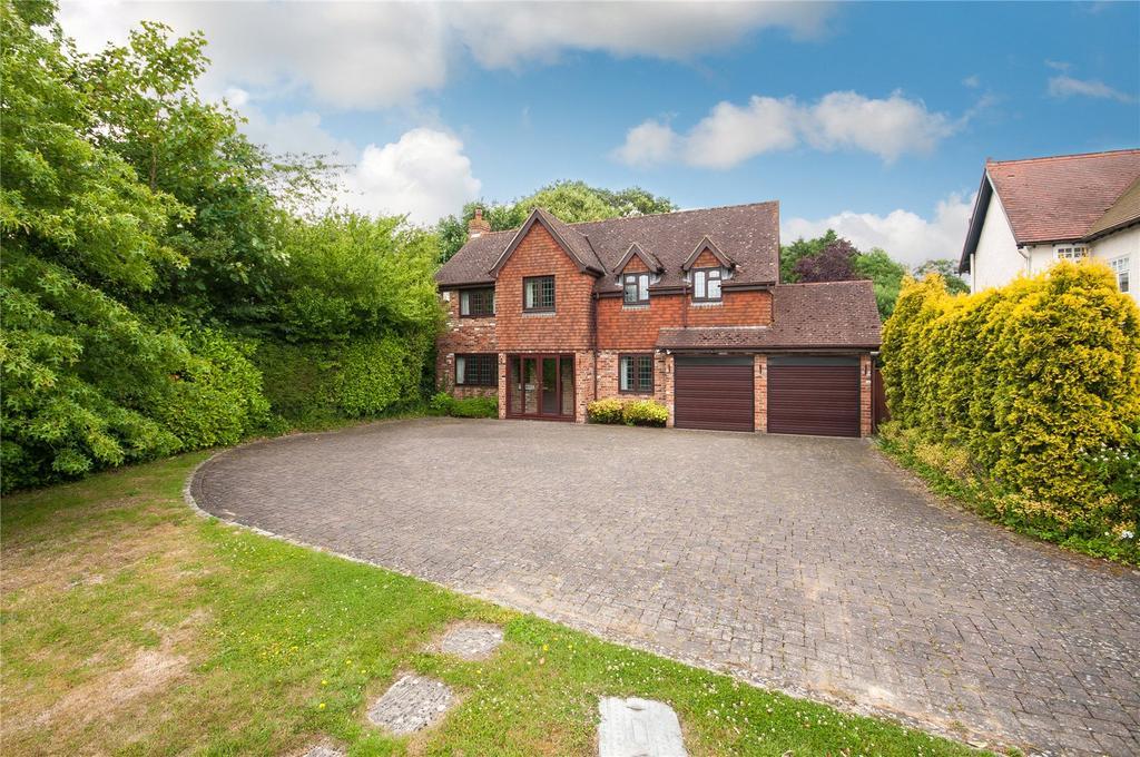 5 Bedrooms Detached House for sale in Village Street, Newdigate, Dorking, Surrey, RH5
