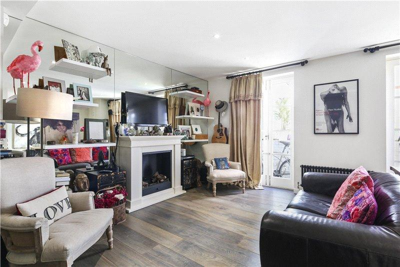 3 Bedrooms House for sale in Colville Houses, Talbot Road, London, W11