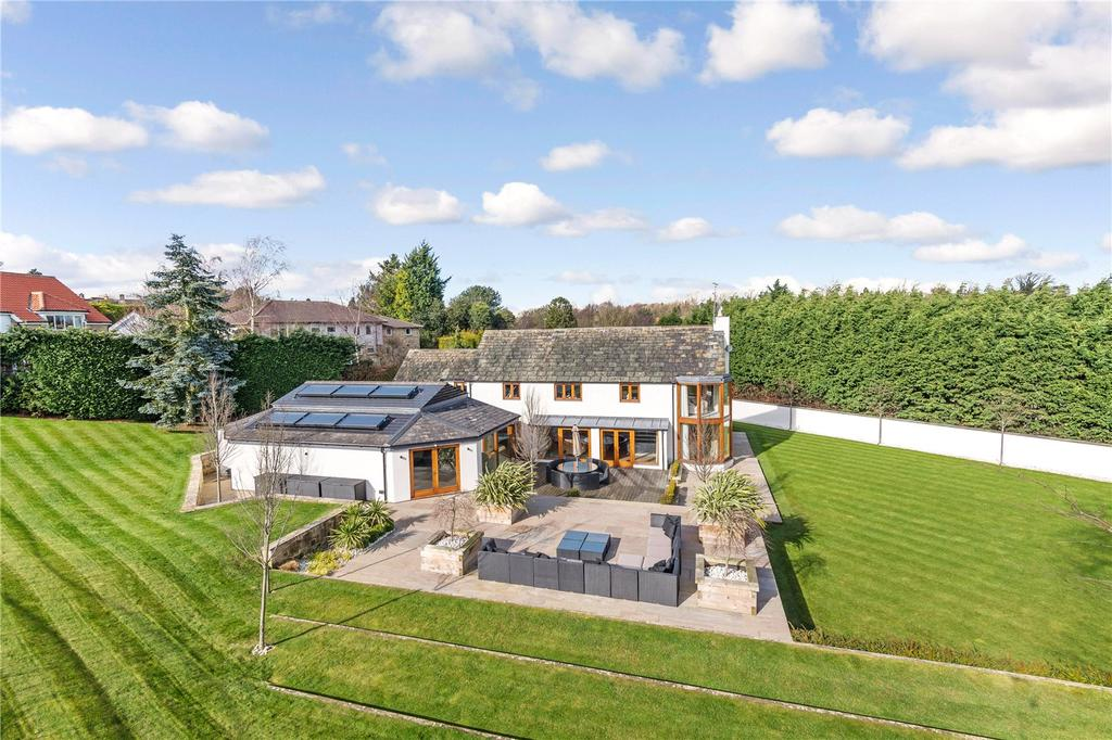 4 Bedrooms Detached House for sale in Northgate Lane, Linton, Wetherby, West Yorkshire