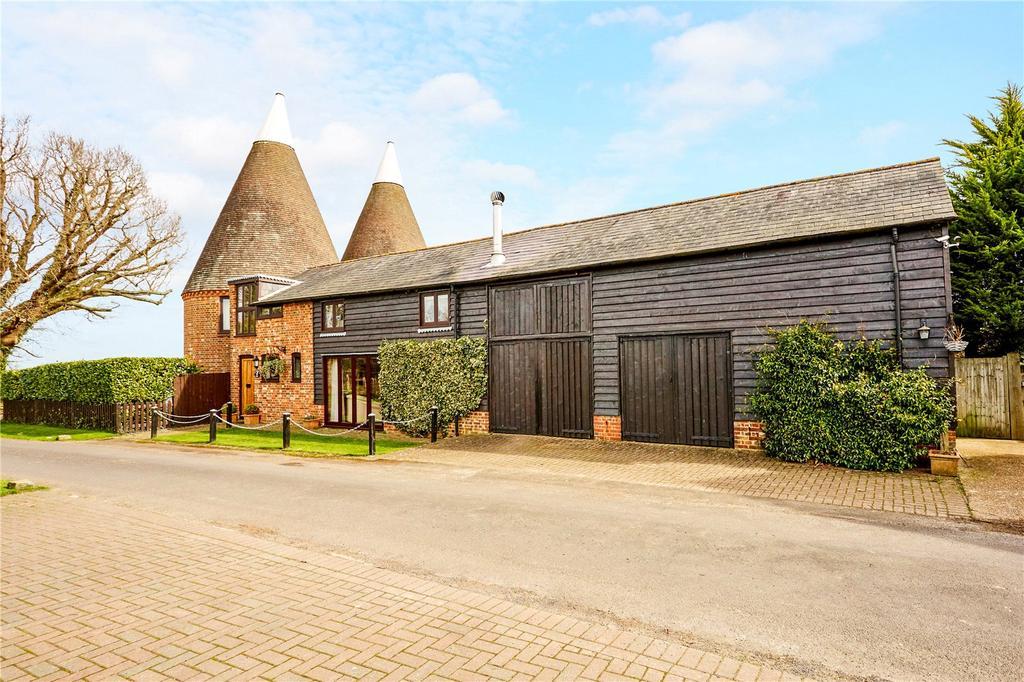 4 Bedrooms Detached House for sale in Perch Lane, Lamberhurst, Tunbridge Wells, Kent, TN3