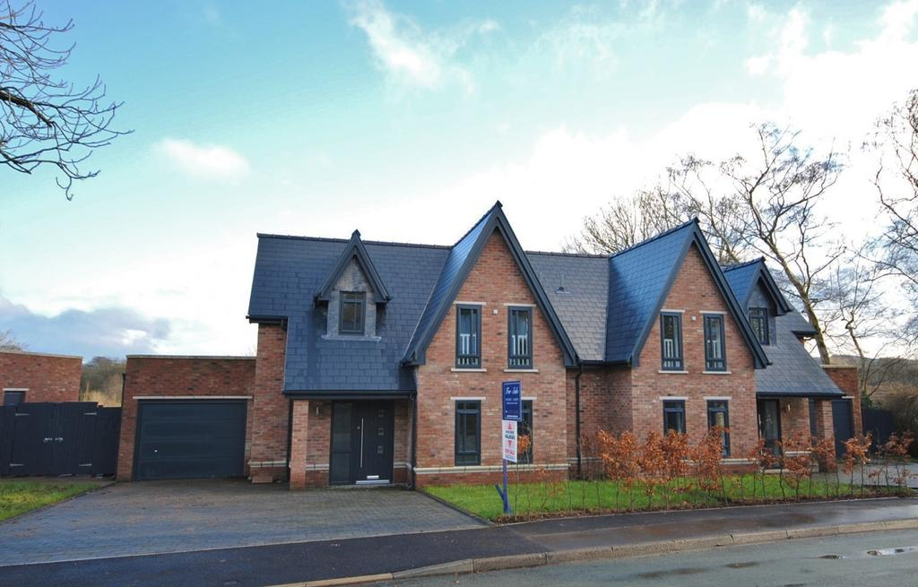 5 Bedrooms Semi Detached House for sale in Bollin View, Bollin Hill, Prestbury