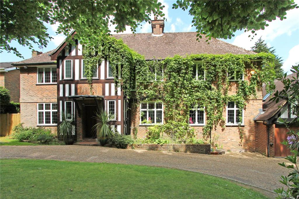 5 Bedrooms Detached House for sale in Ashgrove Road, Sevenoaks, Kent, TN13
