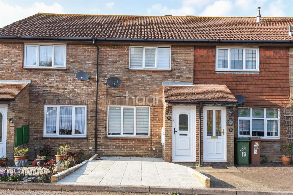2 Bedrooms Terraced House for sale in Plesman Way, Wallington