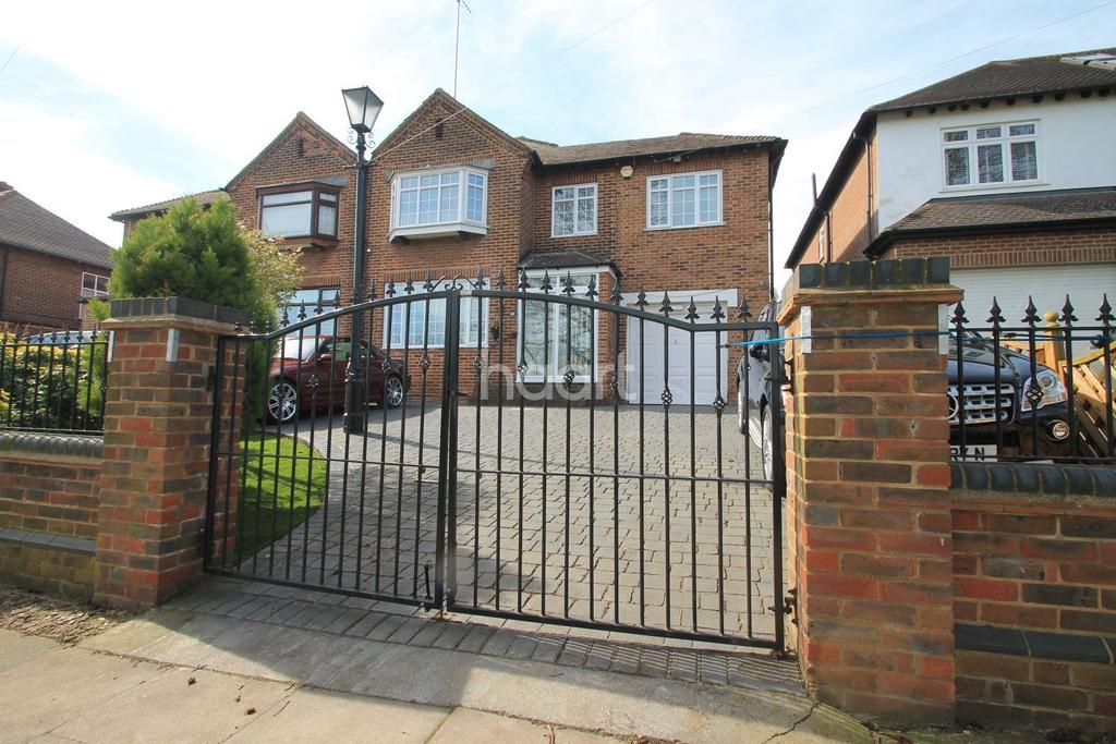 5 Bedrooms Semi Detached House for sale in The Avenue, Orpington, Kent, BR5