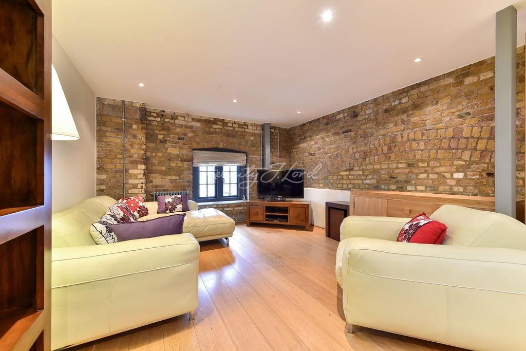 1 Bedroom Flat for sale in Tempus Wharf, Bermondsey Wall West, SE16