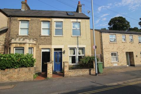 3 bedroom end of terrace house to rent - Victoria Road, Cambridge