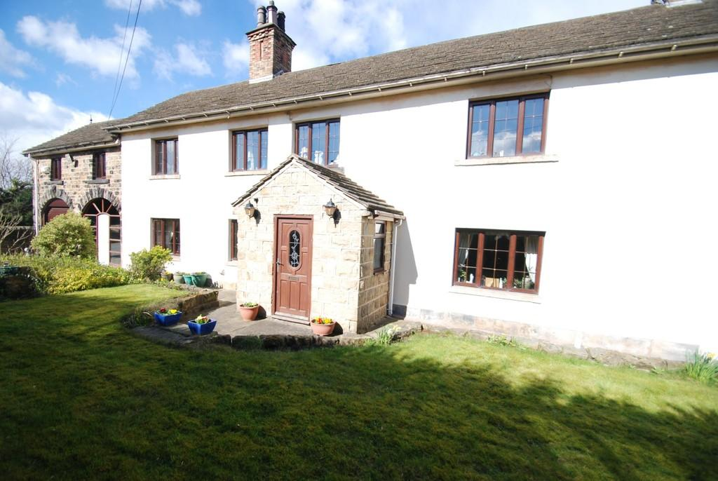 4 Bedrooms Barn Conversion Character Property for sale in Higham Common Road, Higham S75
